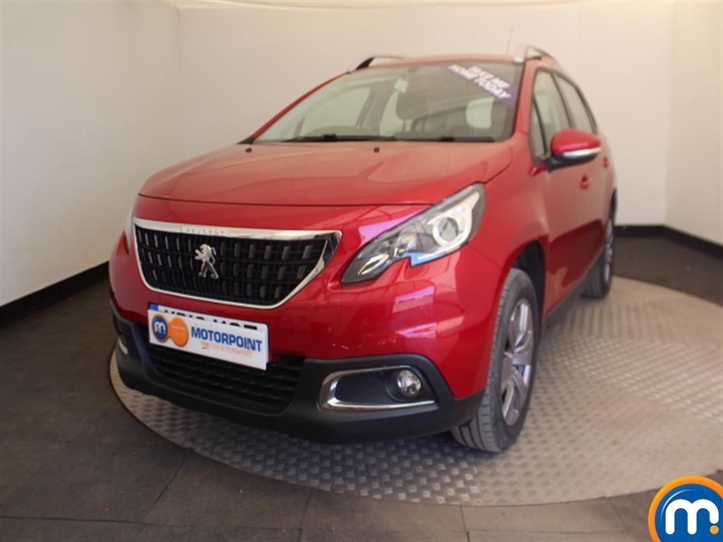 Peugeot 2008 Active - Stock Number (1005456) - Passenger side front corner