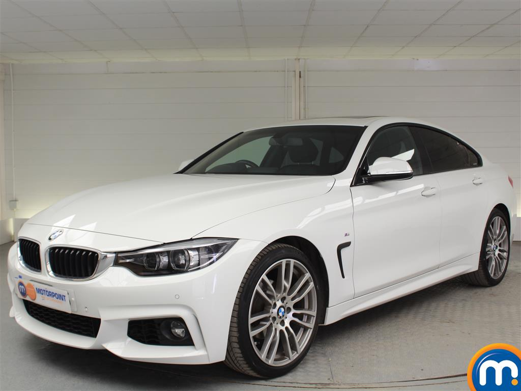 BMW 4 Series M Sport - Stock Number (1006202) - Passenger side front corner