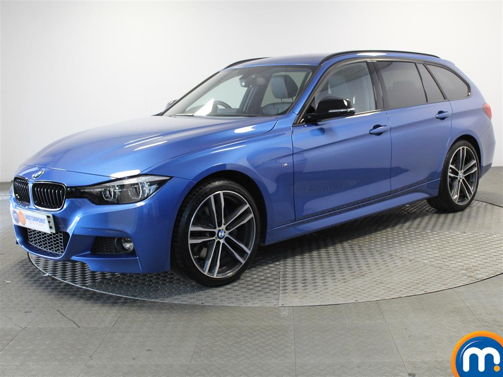 BMW 3 Series M Sport Shadow Edition - Stock Number (1007460) - Passenger side front corner