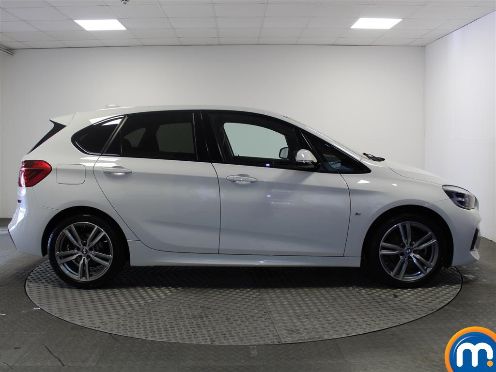BMW 2 Series M Sport Manual Petrol Hatchback - Stock Number (1010392) - Drivers side