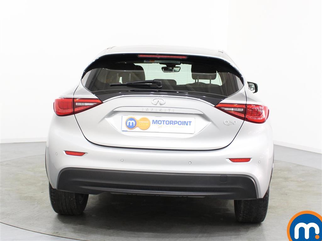 Infiniti Q30 SE Manual Diesel Hatchback - Stock Number (1011519) - Rear bumper