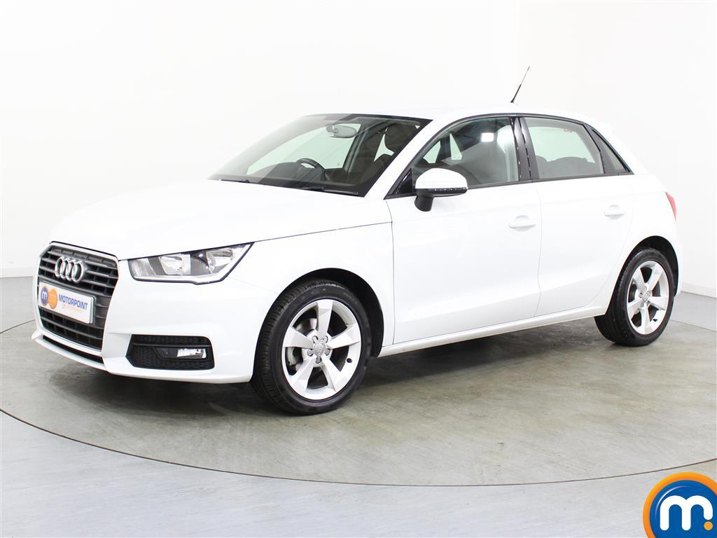 Audi A1 Sport - Stock Number (1015286) - Passenger side front corner
