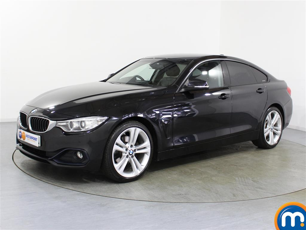 BMW 4 Series Sport - Stock Number (1004369) - Passenger side front corner