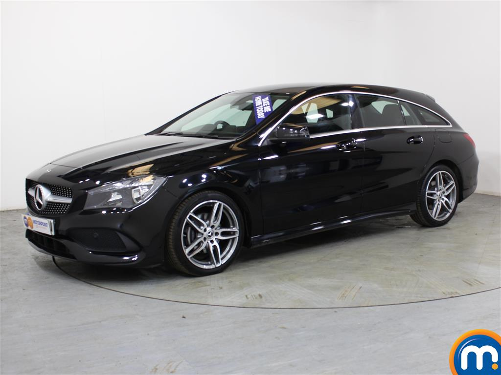 Mercedes-Benz Cla Class AMG Line Edtion - Stock Number (1012740) - Passenger side front corner