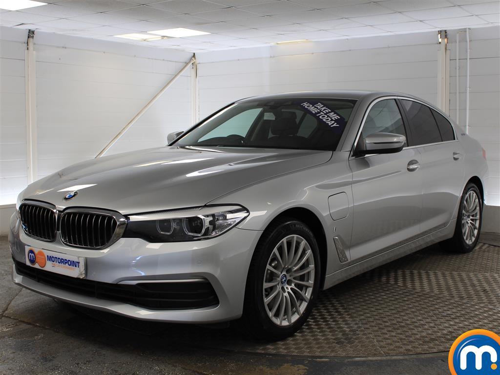 BMW 5 Series SE - Stock Number (1016164) - Passenger side front corner