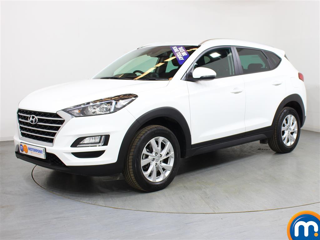 Hyundai Tucson SE Nav - Stock Number (1012470) - Passenger side front corner