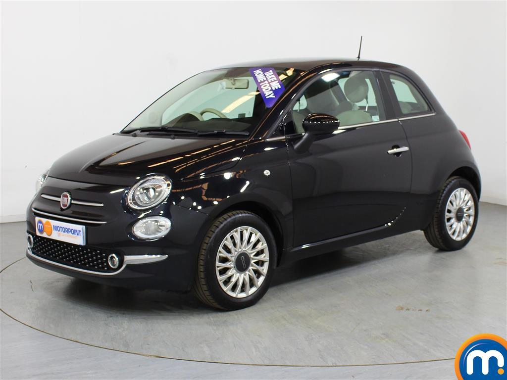 Fiat 500 Lounge - Stock Number (1016052) - Passenger side front corner
