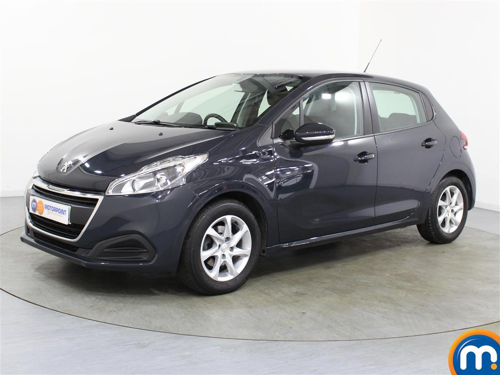 Peugeot 208 Active - Stock Number (1003663) - Passenger side front corner