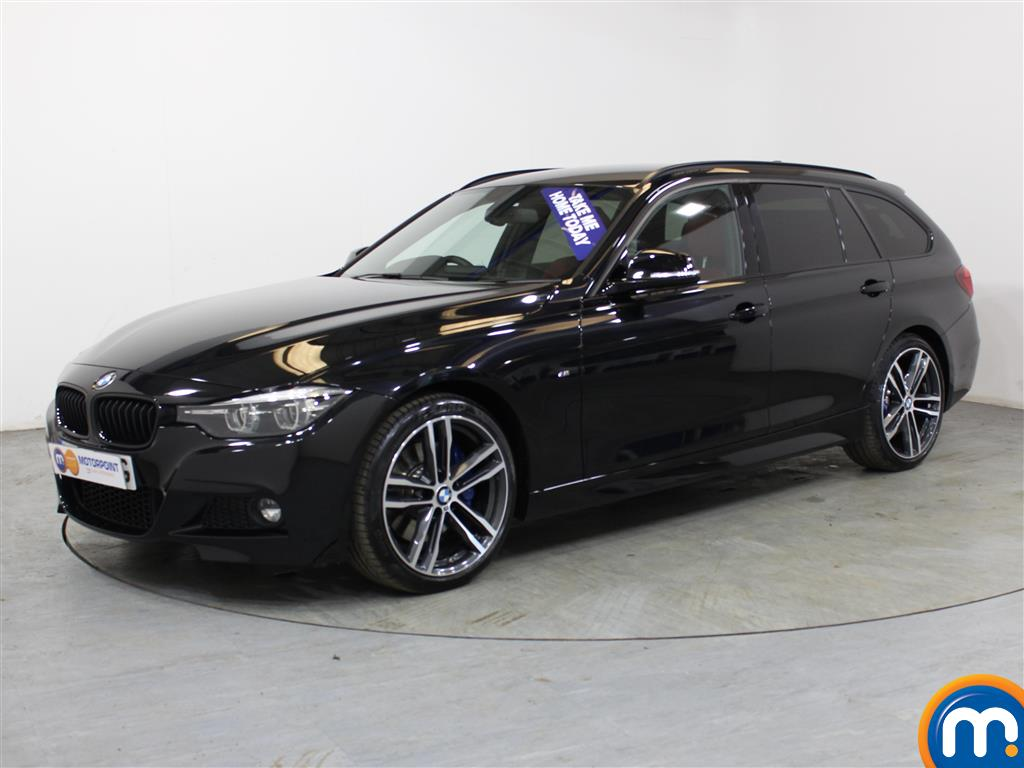 BMW 3 Series M Sport Shadow Edition - Stock Number (1013694) - Passenger side front corner