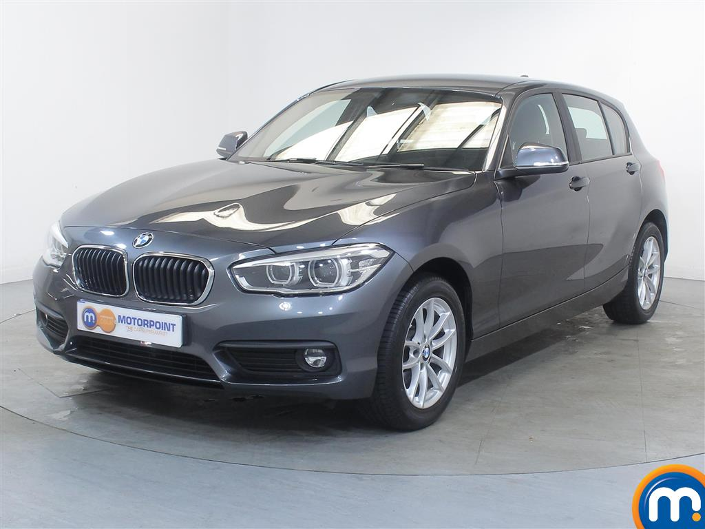 BMW 1 Series SE Business - Stock Number (1010836) - Passenger side front corner