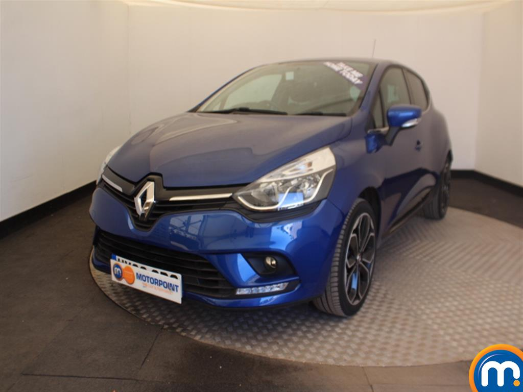 Renault Clio Iconic - Stock Number (1013368) - Passenger side front corner