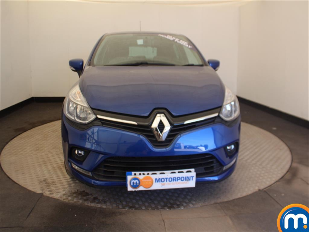 Renault Clio Iconic Manual Petrol Hatchback - Stock Number (1013368) - Front bumper