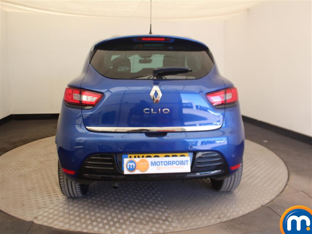 Renault Clio Iconic Manual Petrol Hatchback - Stock Number (1013368) - Rear bumper