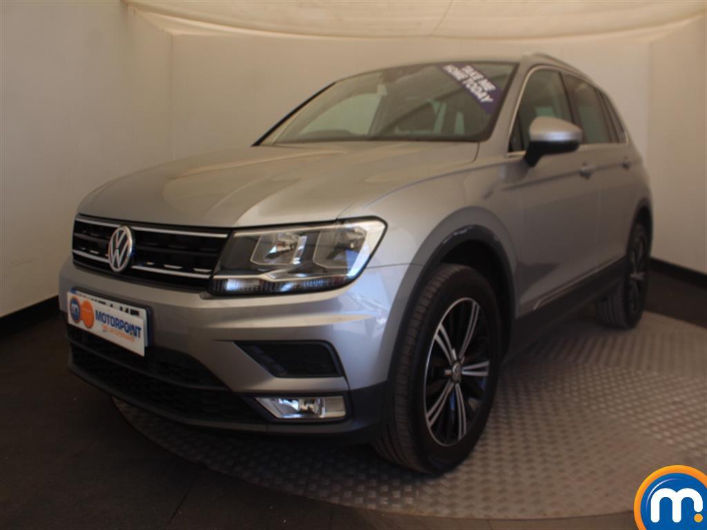 Volkswagen Tiguan SE Nav - Stock Number (1010790) - Passenger side front corner