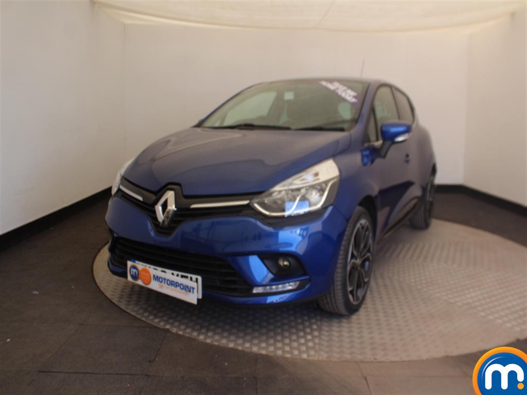 Renault Clio Iconic - Stock Number 1015009 Passenger side front corner
