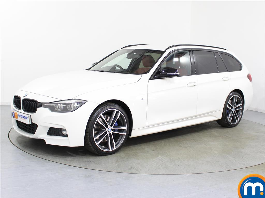 BMW 3 Series M Sport Shadow Edition - Stock Number (1011920) - Passenger side front corner