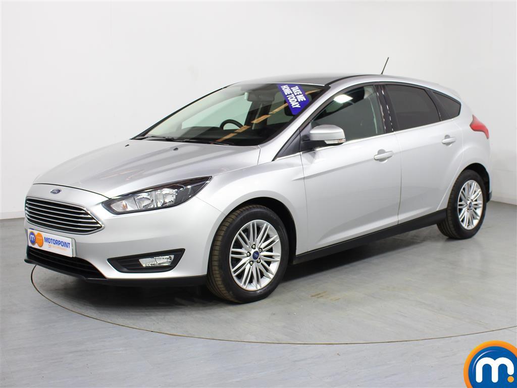 Ford Focus Zetec Edition - Stock Number (1013395) - Passenger side front corner