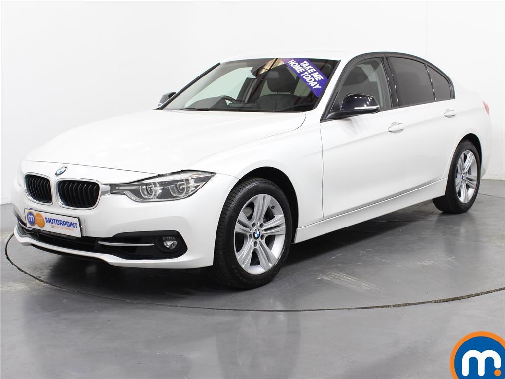 BMW 3 Series Sport - Stock Number (1018167) - Passenger side front corner