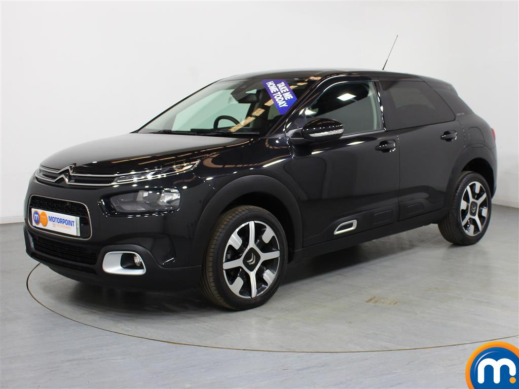 Citroen C4 Cactus Flair - Stock Number (1003150) - Passenger side front corner