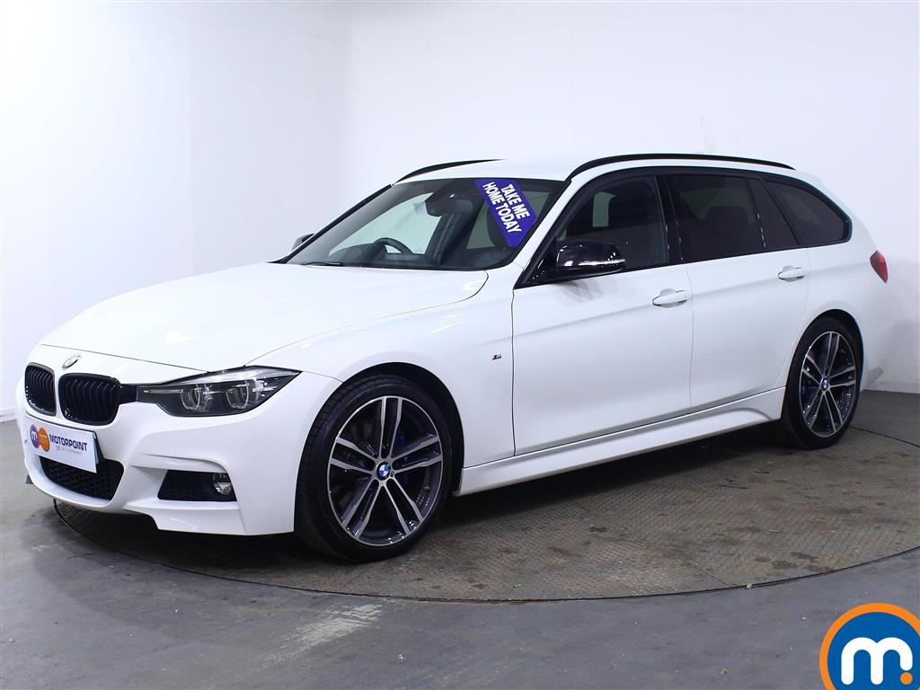 BMW 3 Series M Sport Shadow Edition - Stock Number (1015579) - Passenger side front corner