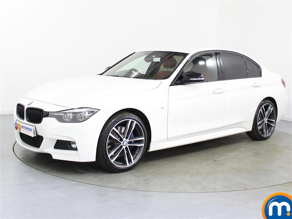 BMW 3 Series M Sport Shadow Edition - Stock Number (1005504) - Passenger side front corner