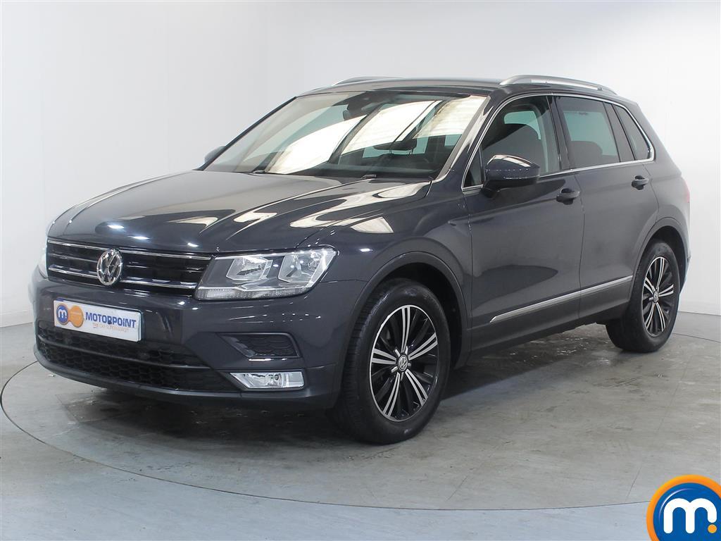 Volkswagen Tiguan SE Nav - Stock Number (1008429) - Passenger side front corner
