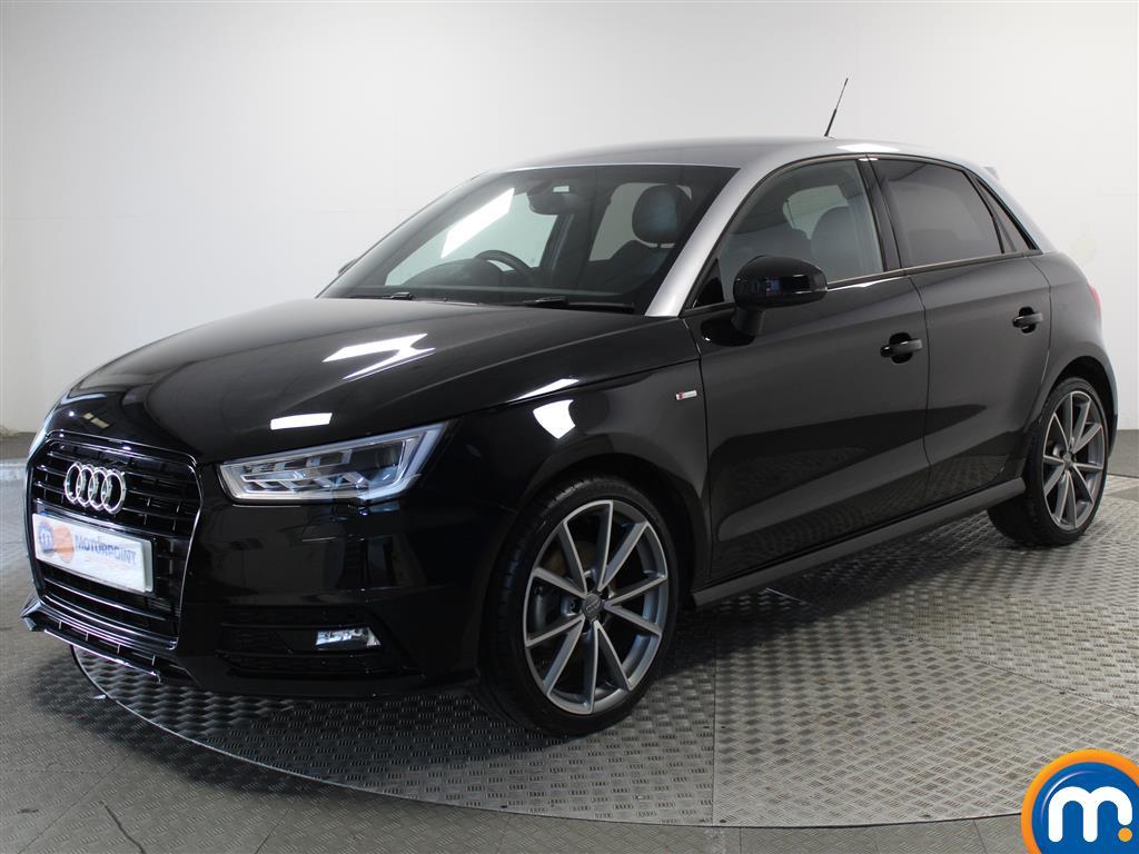Audi A1 Black Edition Nav - Stock Number (1012727) - Passenger side front corner