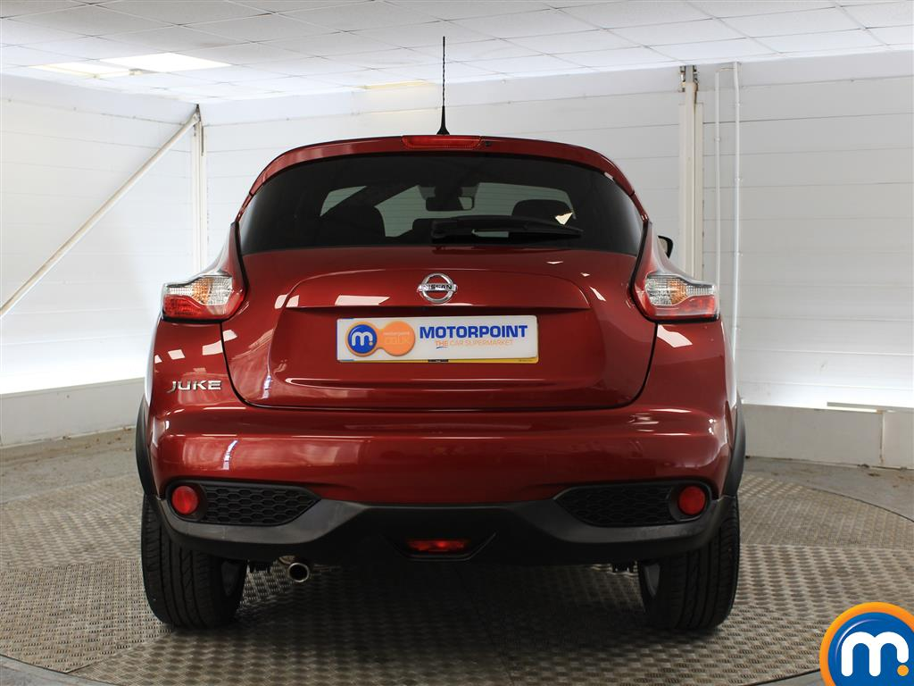 Nissan Juke N-Connecta Automatic Petrol Hatchback - Stock Number (1019914) - Rear bumper