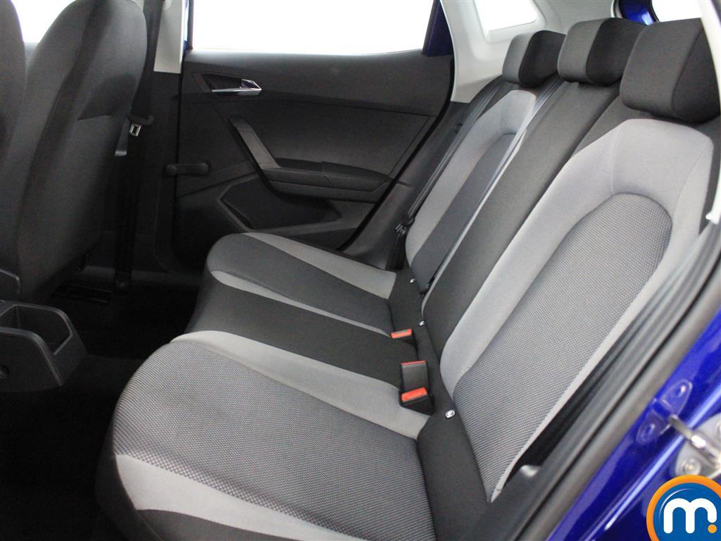 Seat Ibiza SE Manual Petrol Hatchback - Stock Number (1020878) - 5th supplementary image