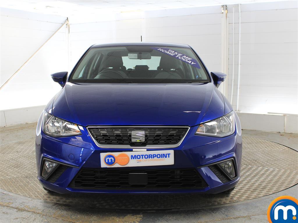 Seat Ibiza SE Manual Petrol Hatchback - Stock Number (1020878) - Front bumper