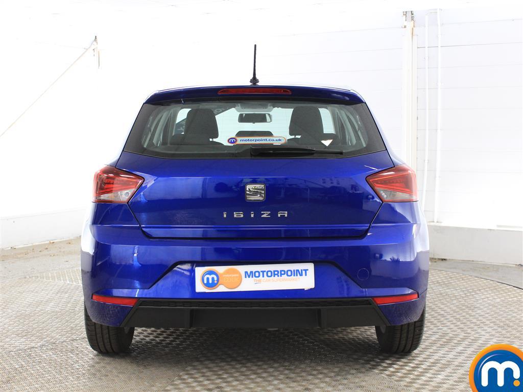 Seat Ibiza SE Manual Petrol Hatchback - Stock Number (1020878) - Rear bumper