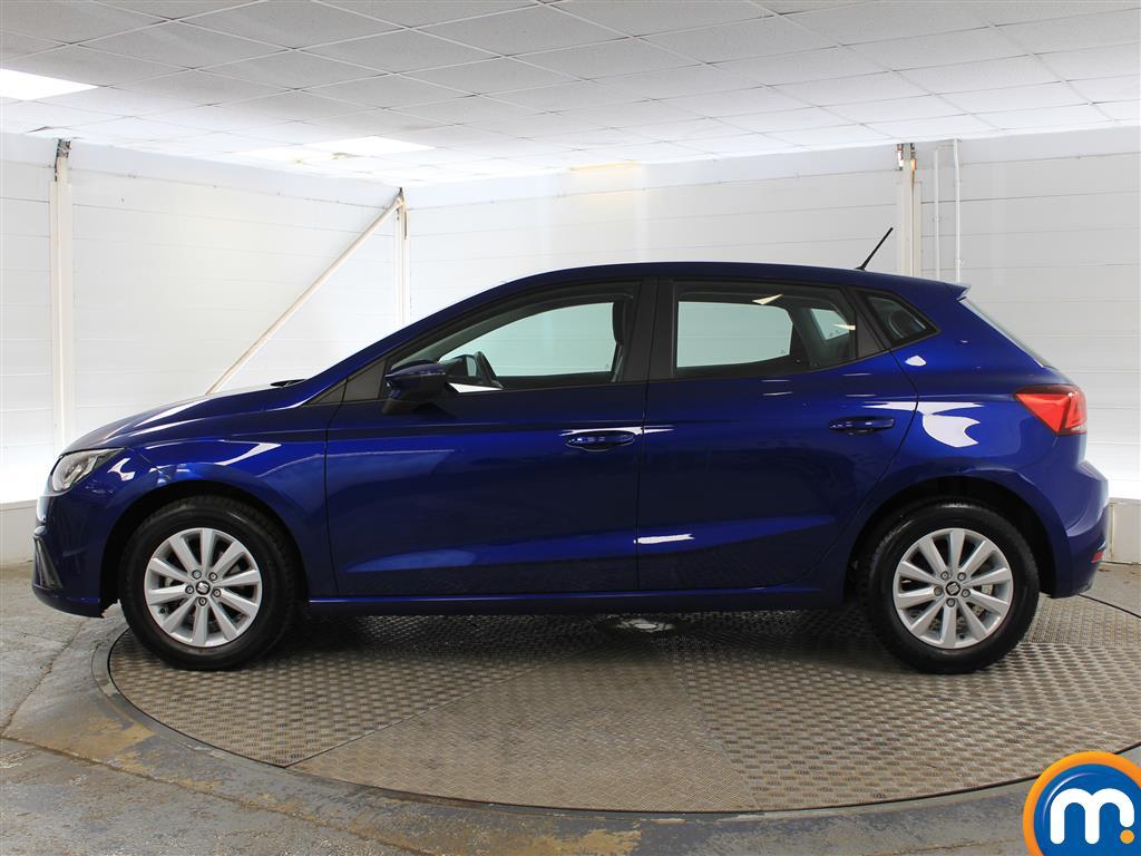 Seat Ibiza SE Manual Petrol Hatchback - Stock Number (1020878) - Passenger side