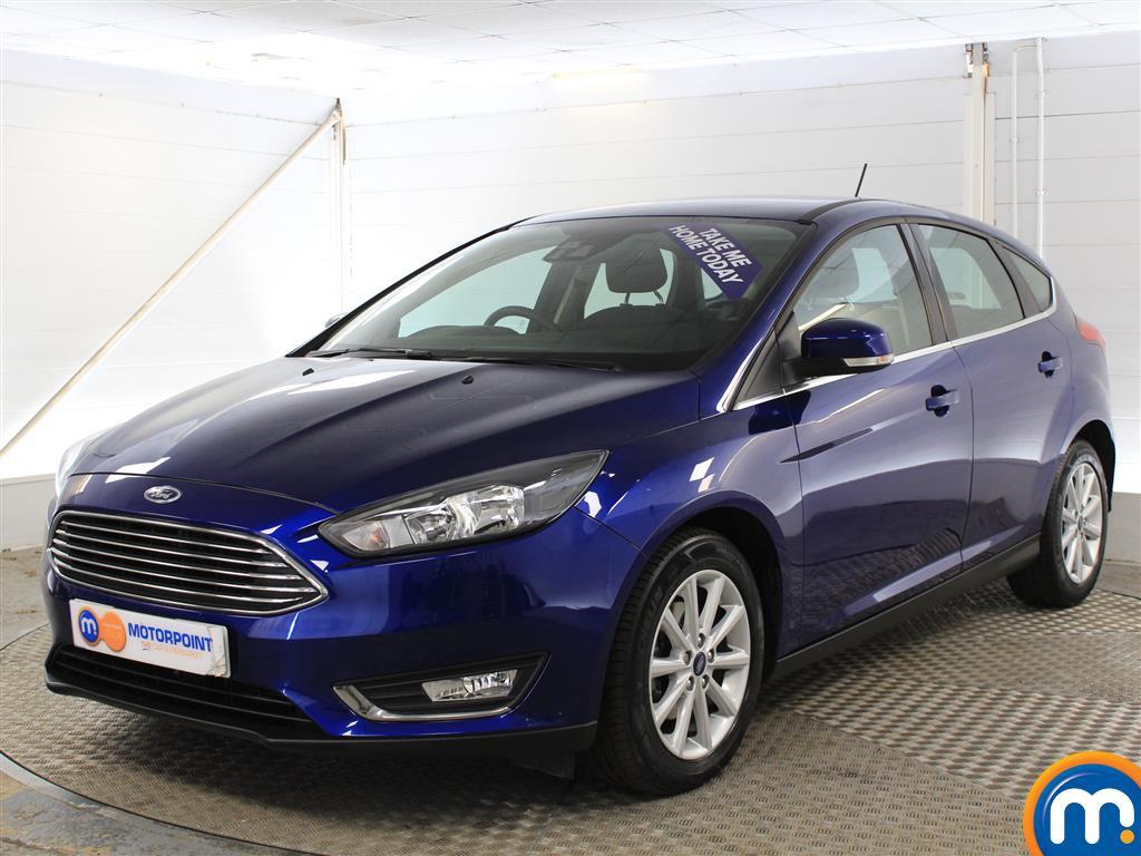 Ford Focus Titanium - Stock Number (1018239) - Passenger side front corner