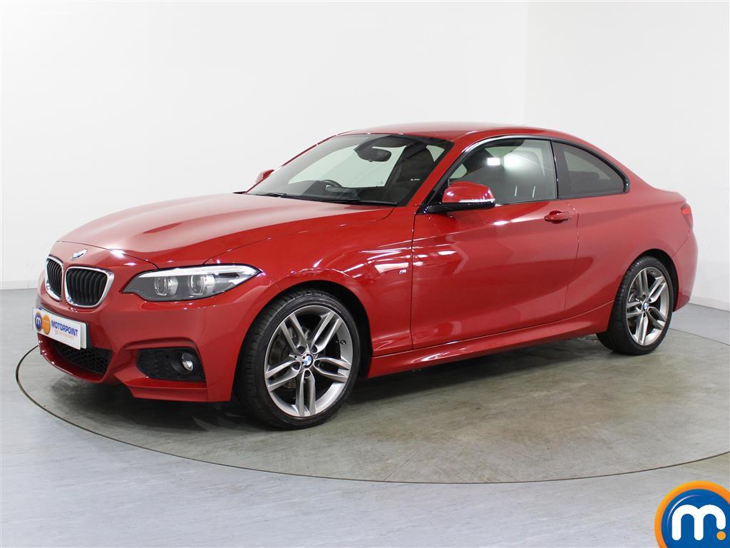 BMW 2 Series M Sport - Stock Number (1003111) - Passenger side front corner