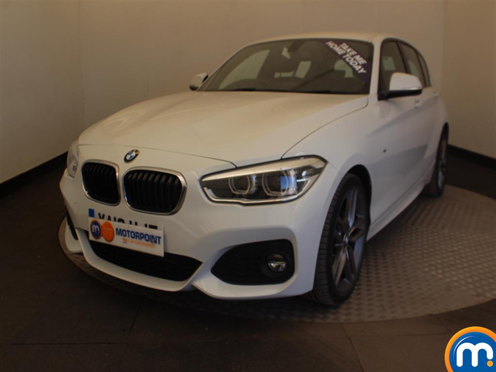 BMW 1 Series M Sport - Stock Number (1012561) - Passenger side front corner