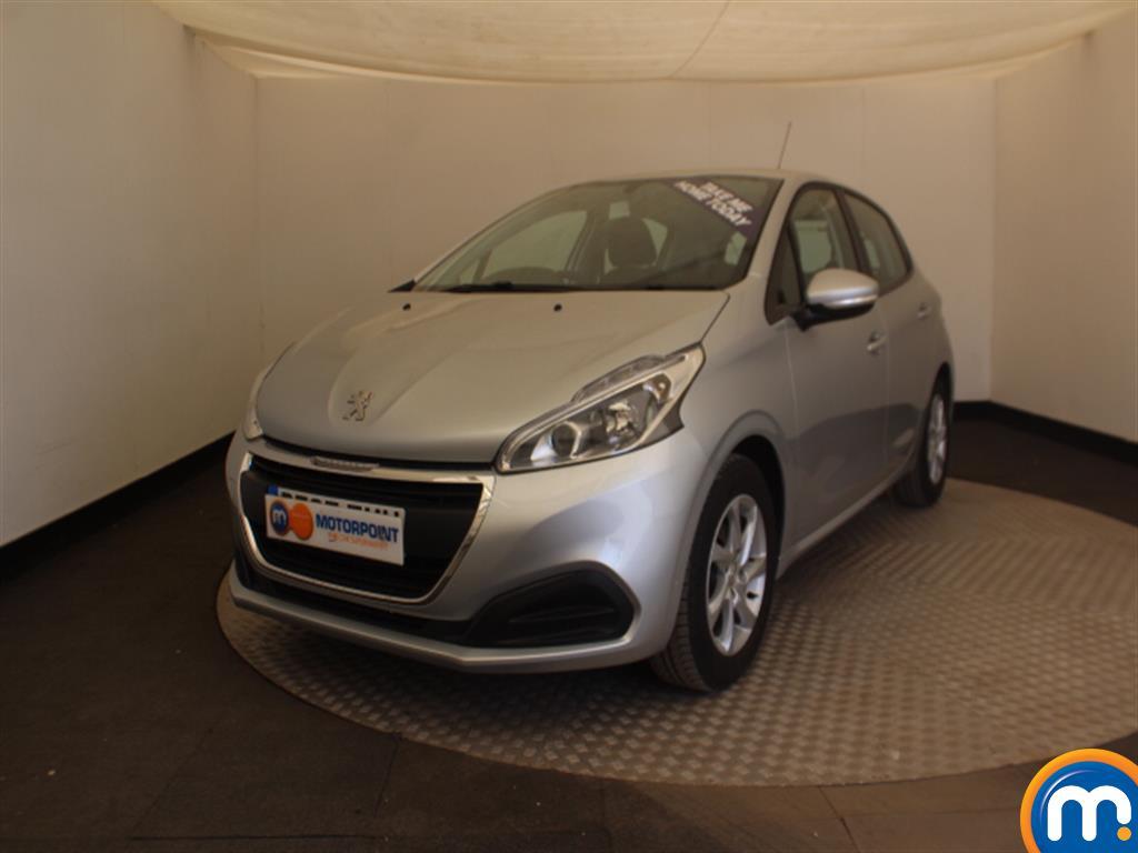Peugeot 208 Active - Stock Number (1018949) - Passenger side front corner