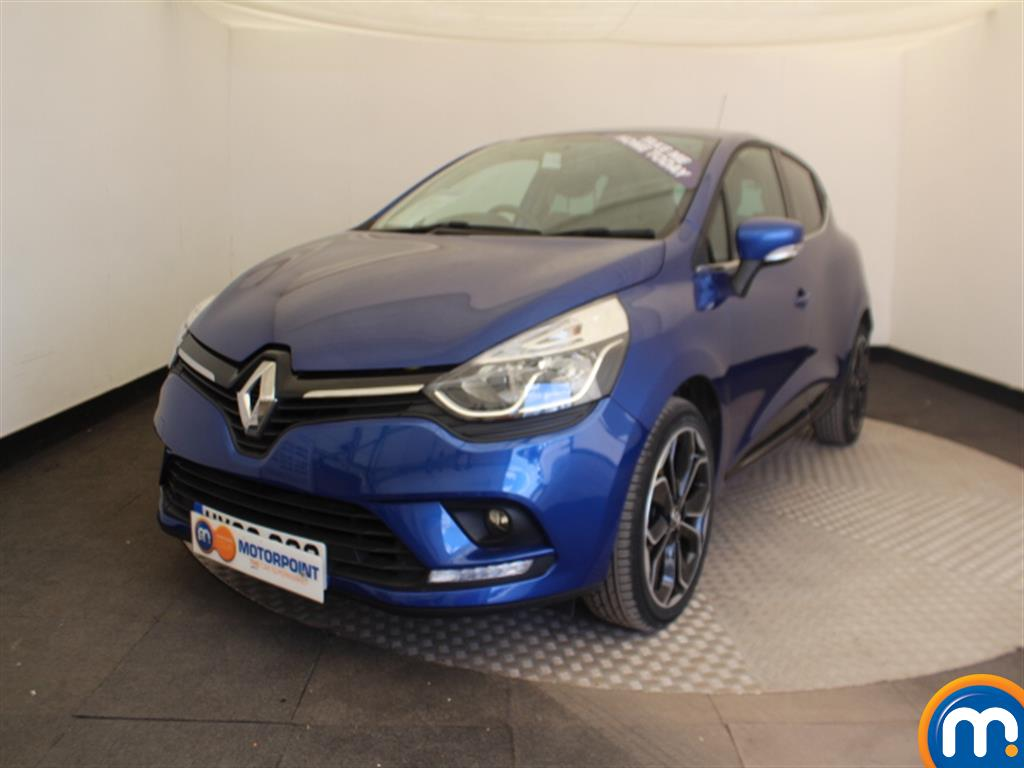 Renault Clio Iconic - Stock Number (1014980) - Passenger side front corner
