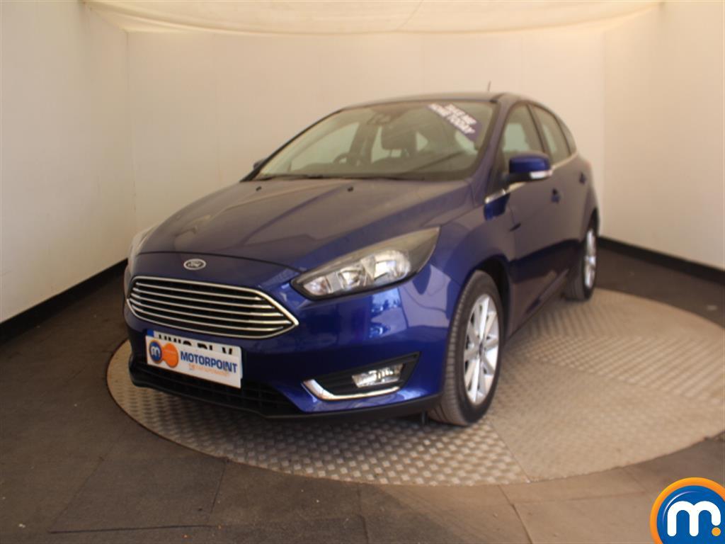 Ford Focus Titanium - Stock Number (1018189) - Passenger side front corner