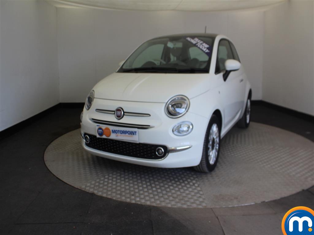 Fiat 500 Lounge - Stock Number (1020542) - Passenger side front corner