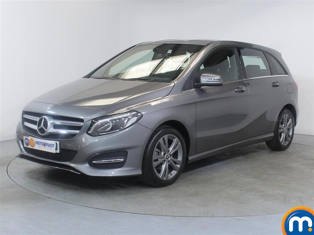 Mercedes-Benz B Class Exclusive Edition - Stock Number (1010799) - Passenger side front corner