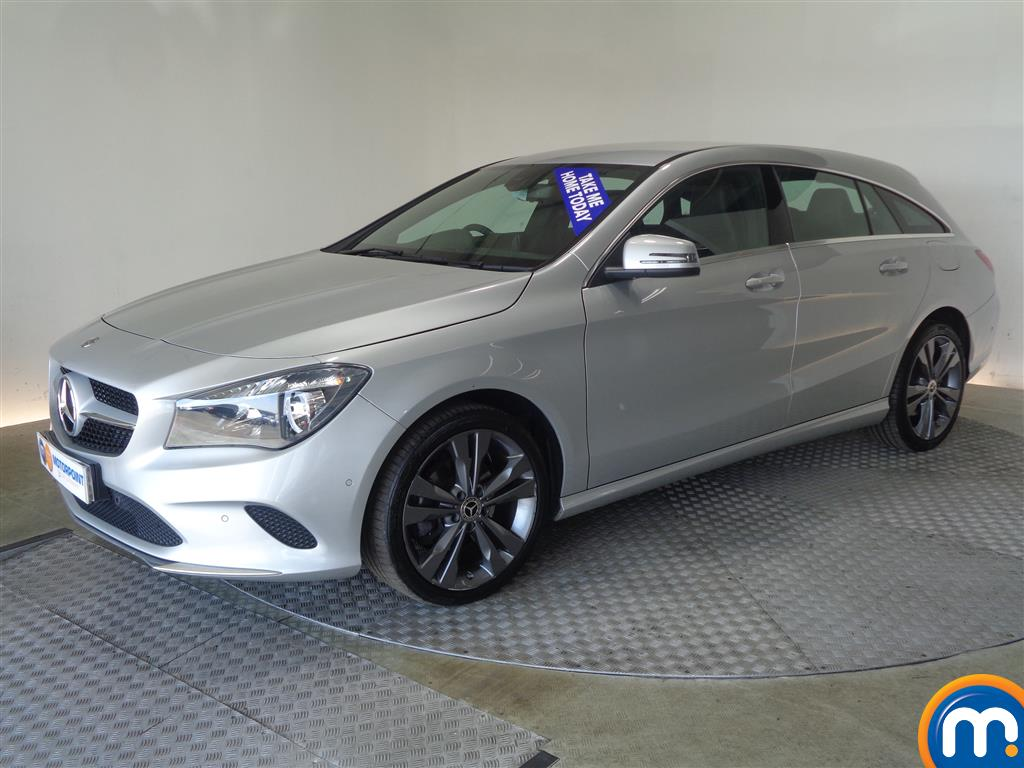 Mercedes-Benz Cla Class Sport - Stock Number (1020106) - Passenger side front corner