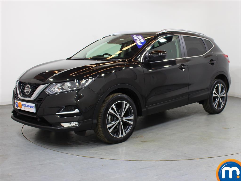 Nissan Qashqai N-Connecta - Stock Number (1002783) - Passenger side front corner