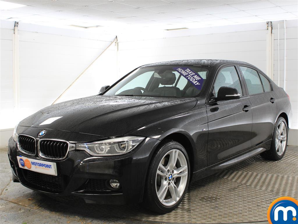 BMW 3 Series M Sport - Stock Number (1020786) - Passenger side front corner