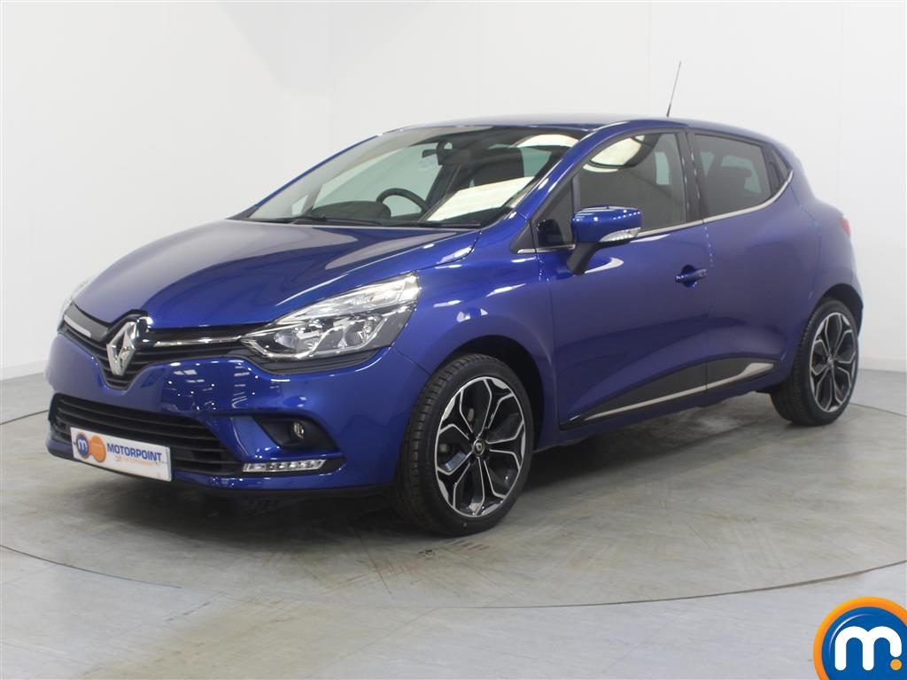 Renault Clio Iconic - Stock Number (1012245) - Passenger side front corner