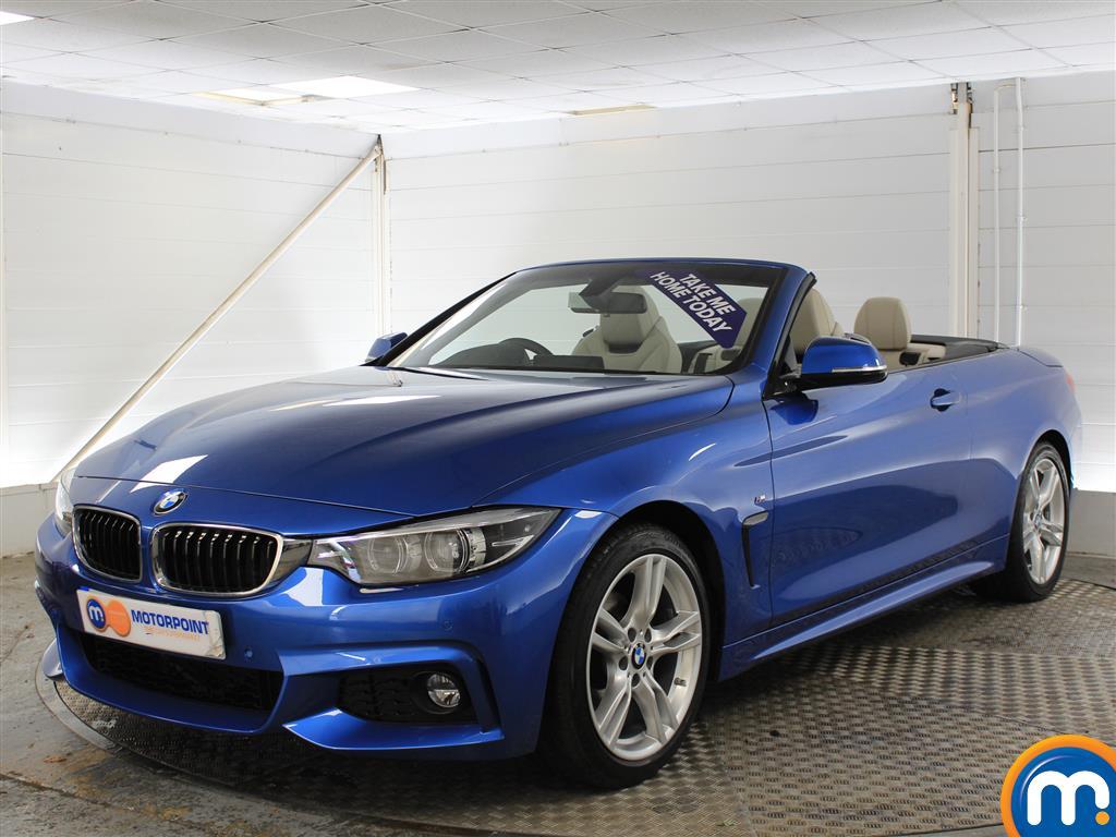 BMW 4 Series M Sport - Stock Number (1020706) - Passenger side front corner