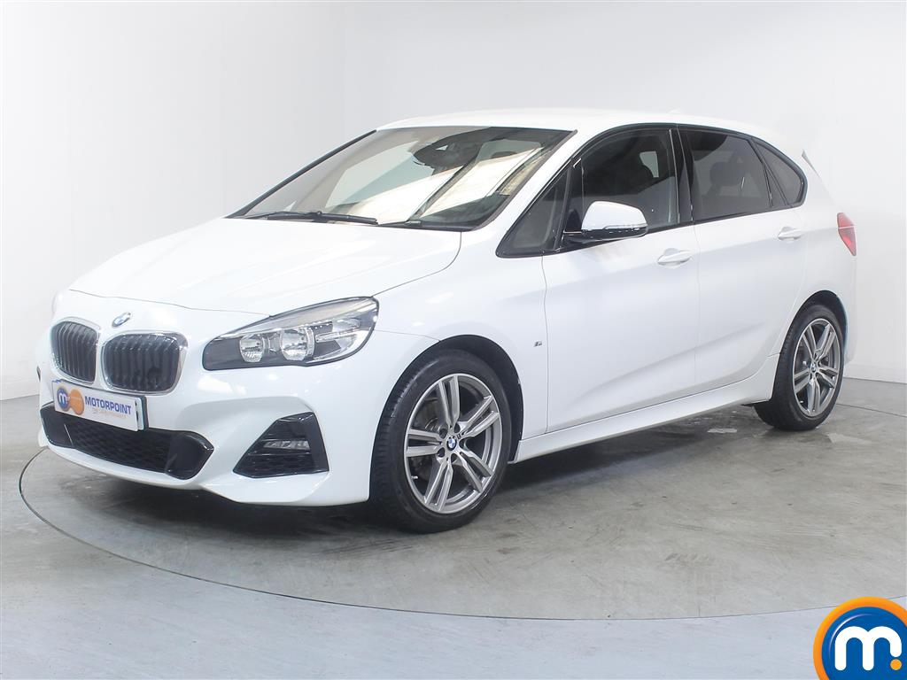 BMW 2 Series M Sport - Stock Number (1010366) - Passenger side front corner