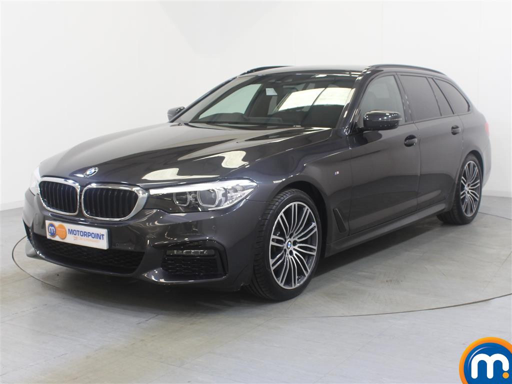 BMW 5 Series M Sport - Stock Number (1014285) - Passenger side front corner