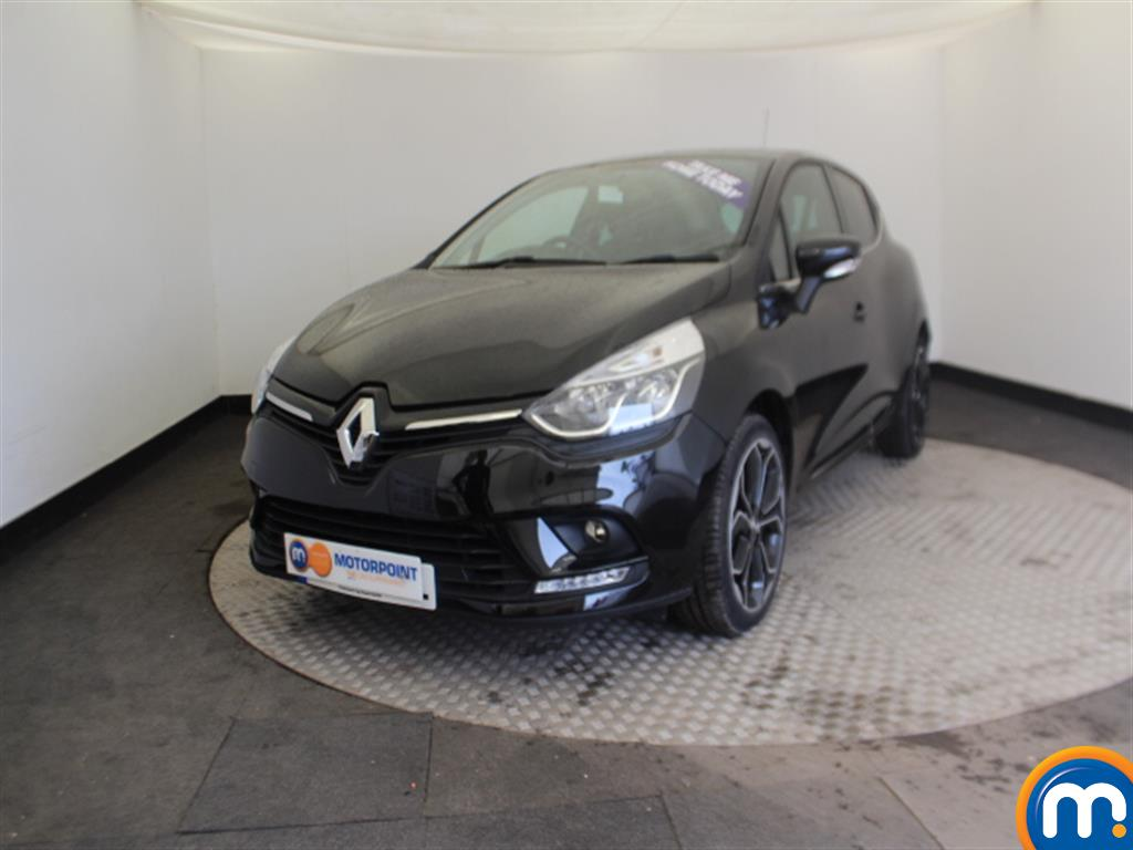 Renault Clio Iconic - Stock Number (1017421) - Passenger side front corner