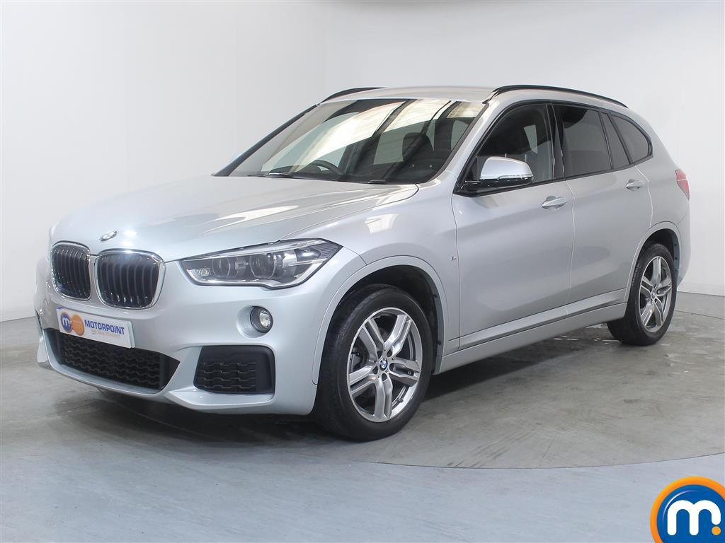 BMW X1 M Sport - Stock Number (1008518) - Passenger side front corner