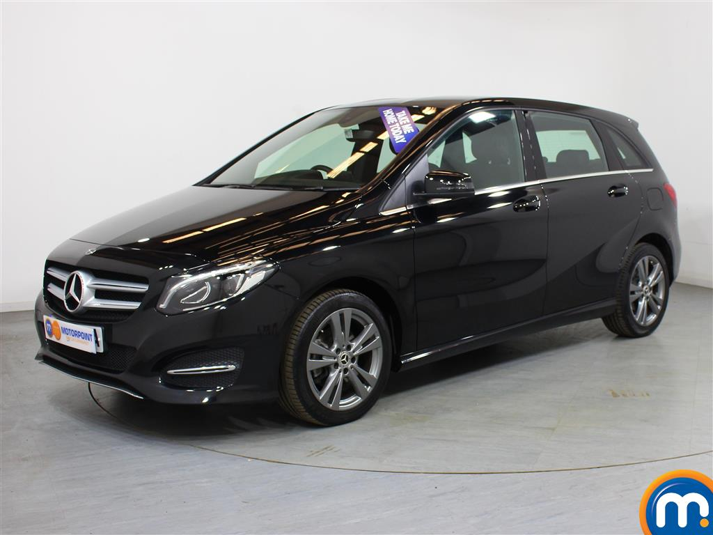 Mercedes-Benz B Class Exclusive Edition - Stock Number (1008683) - Passenger side front corner
